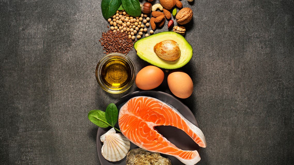Healthy food - Stock image...