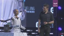VIDEO: Robot Sophia responds to critic who said she was 'more like a puppet'