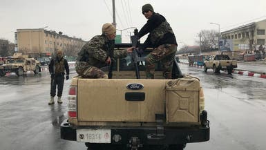 مقتل 3 أشخاص في هجوم انتحاري شرق أفغانستان