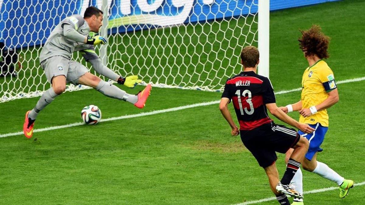 نتيجة بحث الصور عن البرازيل في مونديال 2014