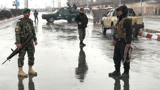 داعش يتبنى تفجيرا قرب مفوضية الانتخابات في كابول