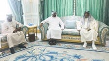 UAE President receives Mohamed bin Zayed, accepts condolences