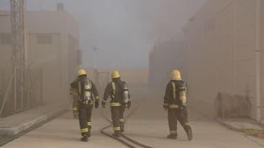 حريق يقطع التيار عن 80 ألف مشترك بجدة.. والكهرباء تعتذر