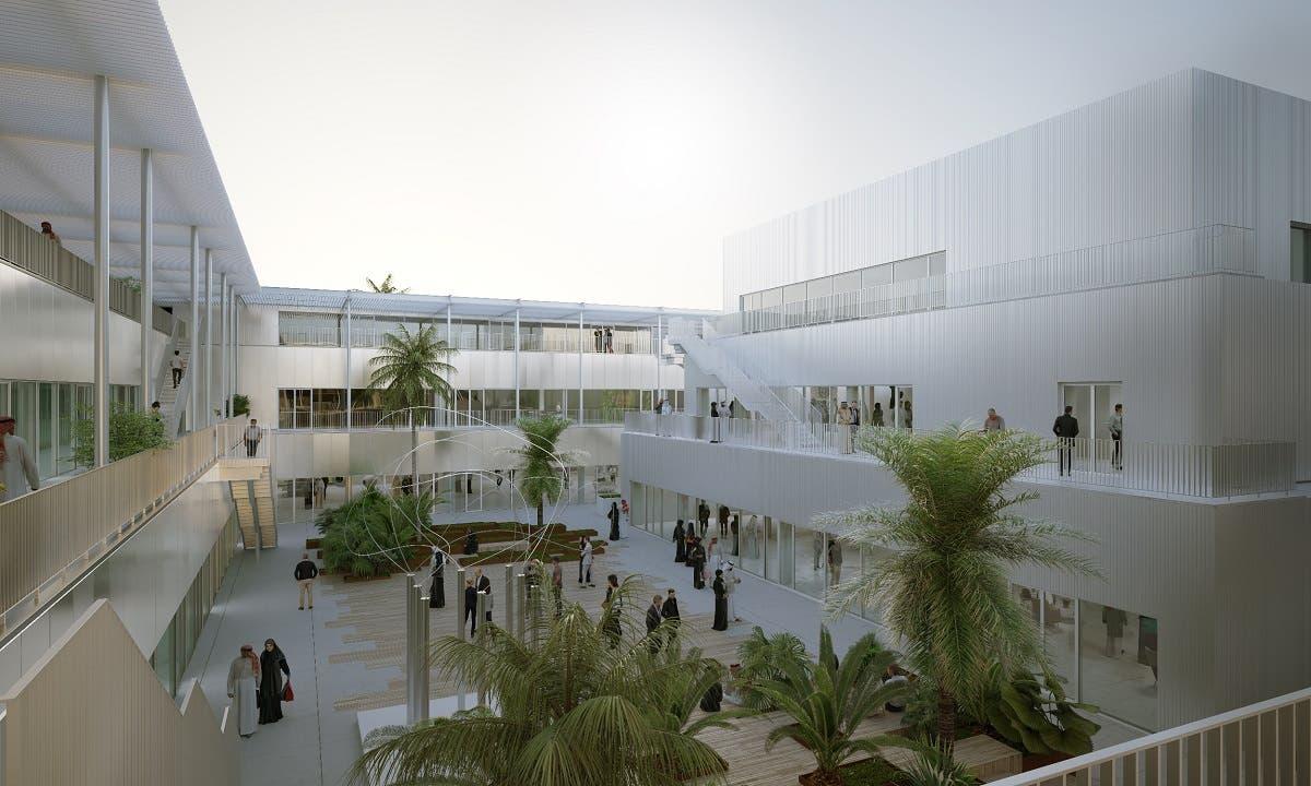 Art Jameel announces design of 17,000 sq. meter Creative Hub in Jeddah