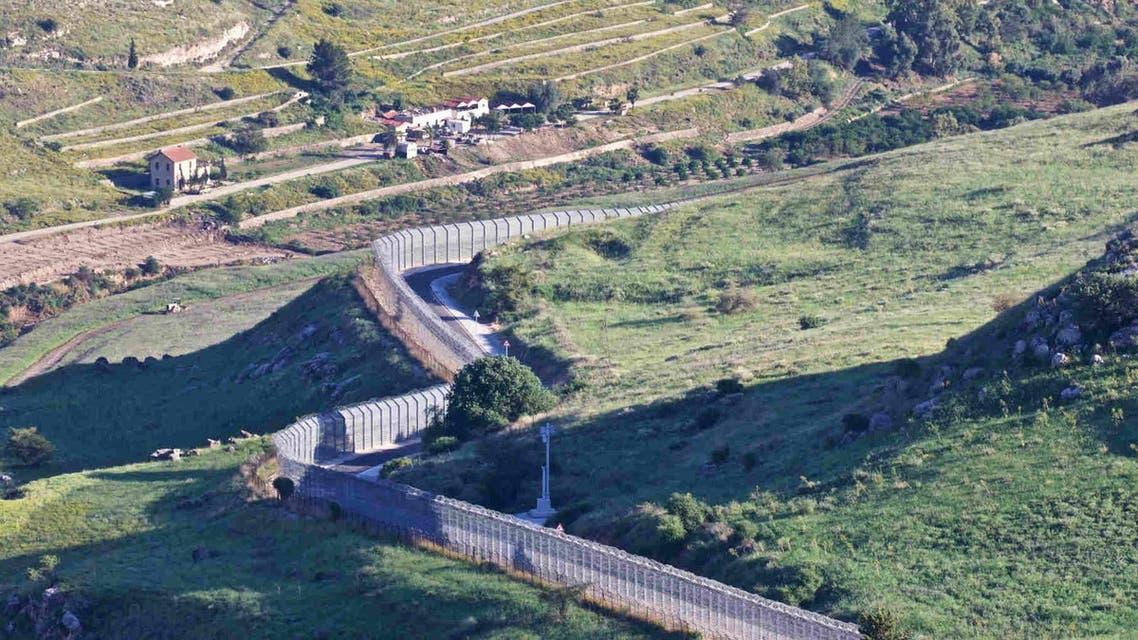 سياج إسرائيلي في الجولان المحتل