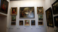 Louvre displays art looted by Nazis in hope to find owners