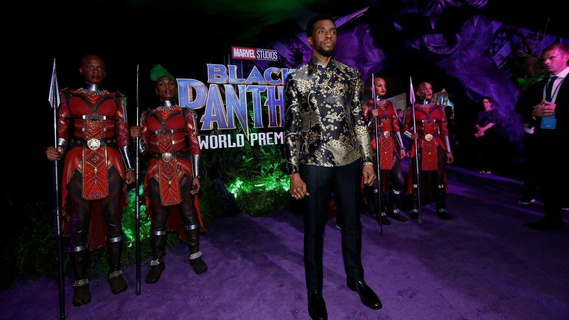 black panther reuters