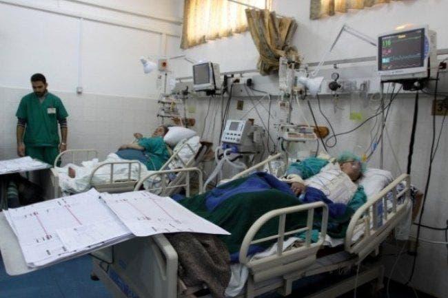 استمرار أزمة الوقود يؤثر على خدمات العلاج في القطاع