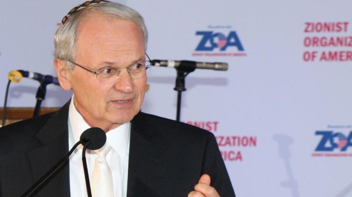 مورتن كلاين رئيس المنظمة الصهيونية في أميركا