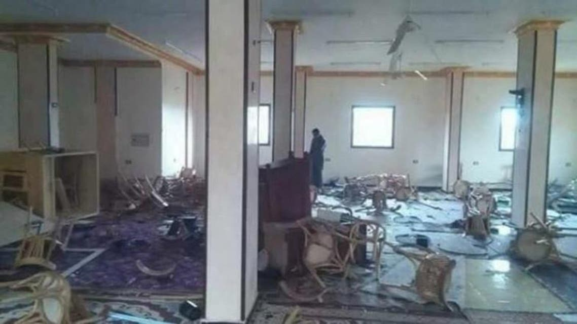 (Supplied) egypt church attack