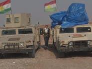 """""""العربية"""" على خط التماس بين البيشمركة والقوات العراقية"""