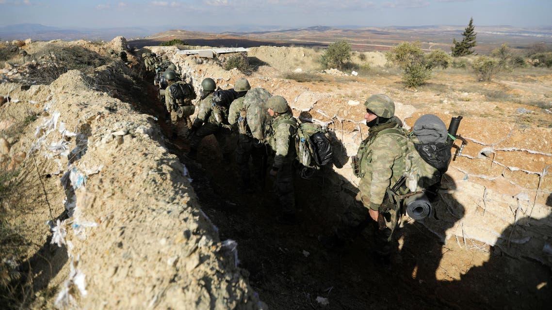 عفرين الجيش التركي