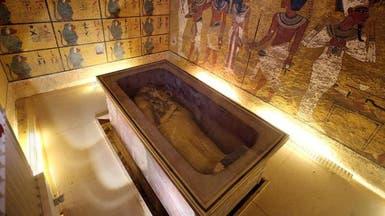 ماذا يعني هذا الاكتشاف بمقبرة الفرعون توت عنخ آمون؟