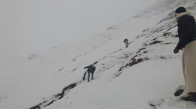 علقوا في غار 5 أيام بسبب الثلوج وظلوا أحياء!
