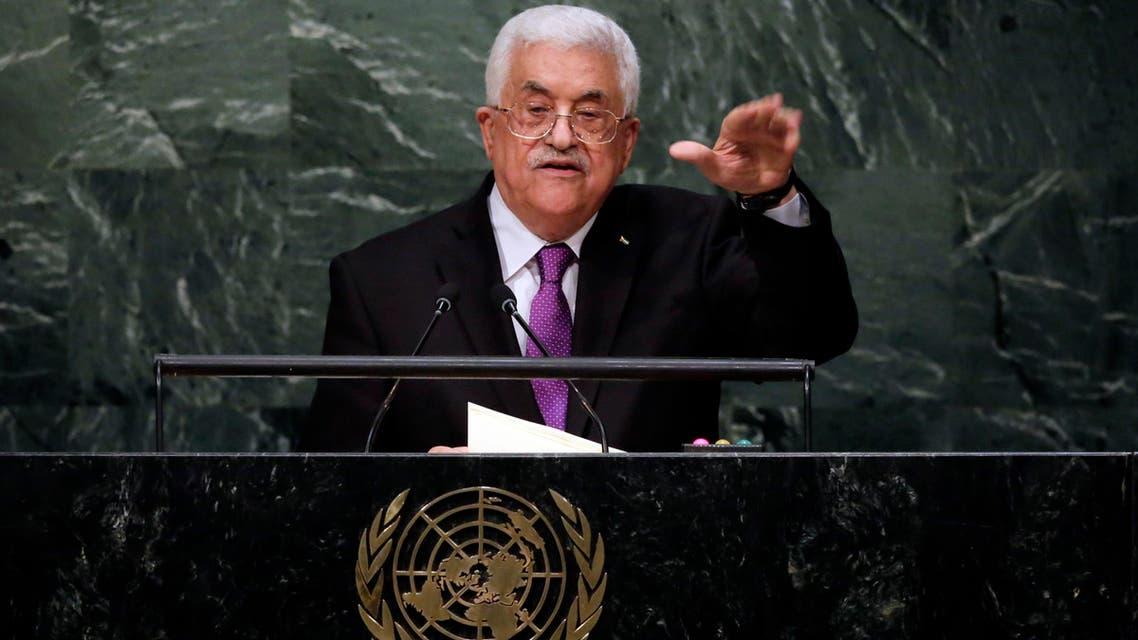 محمود عباس في الأمم المتحدة abbas un