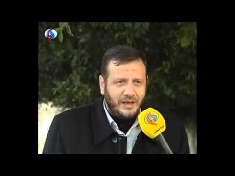 هشام سالم، أمين عام الصابرين في مقابلة مع قناة العالم الايرانية