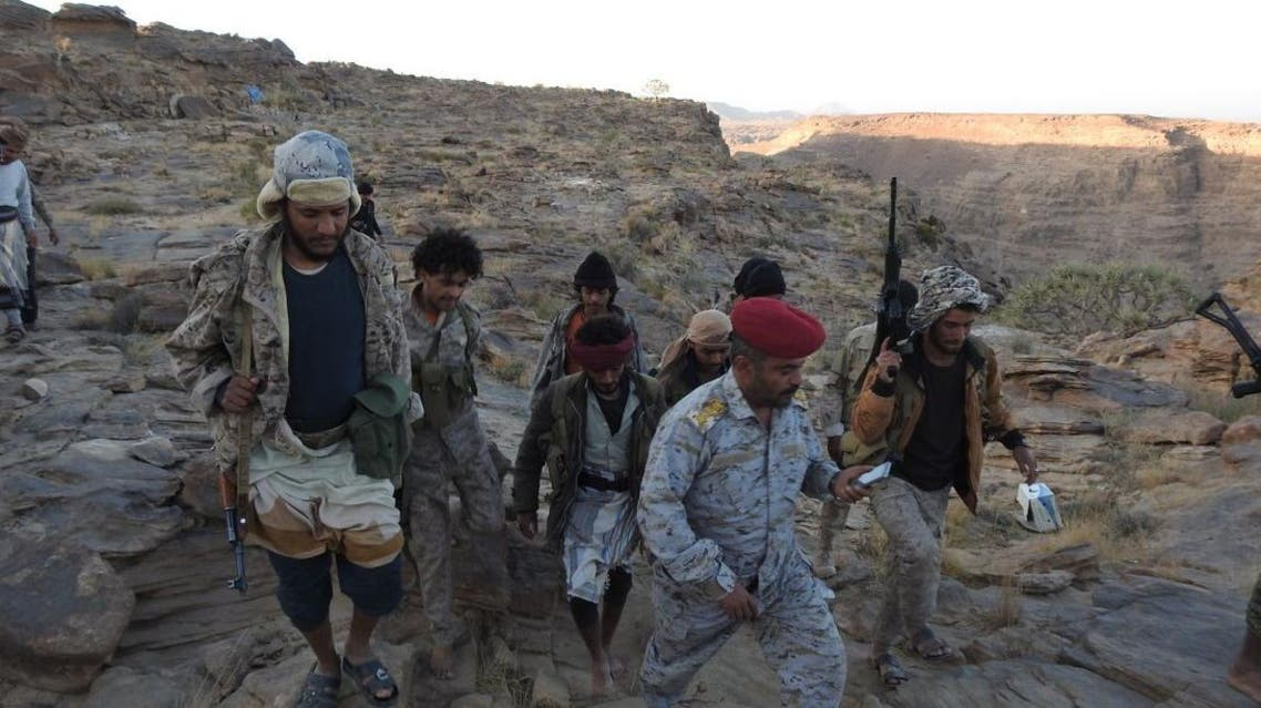 2018 القوات اليمنية صعدة صعده الجيش اليمني جيش اليمن قوات الشرعية