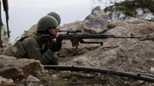 """ترکی کی فوج کا عفرین میں تزویراتی ٹھکانے """"جبلِ دارمق"""" پر کنٹرول"""