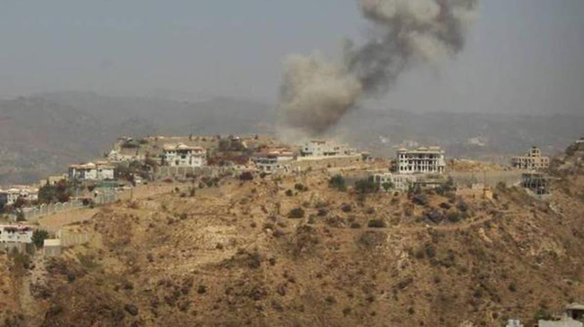 ائتلاف عربی با انجام 50 حمله هوایی مواضع حوثیها در 4 استان یمن را درهم کوبید