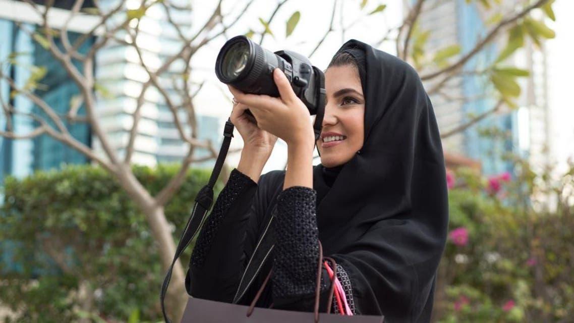 arab woman shutterstock