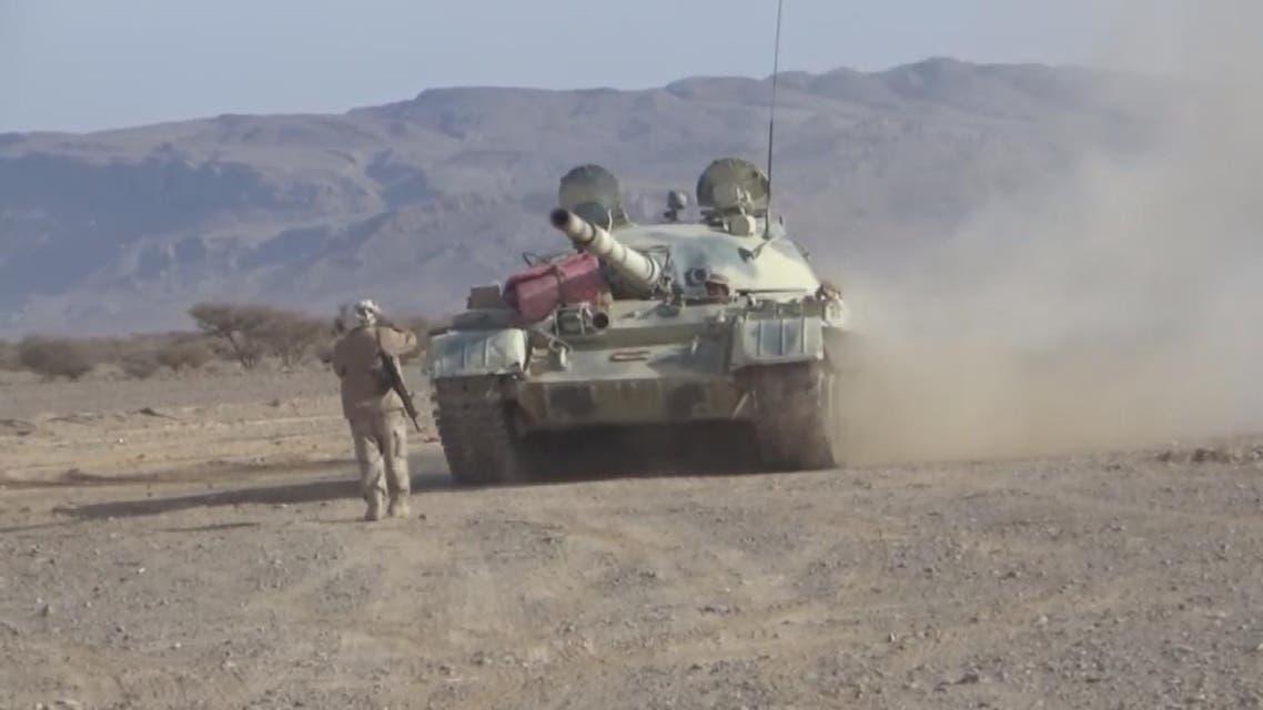 THUMBNAIL_ سلسة جبال أضيق في محافظة صعدة تحت سيطرة الشرعية