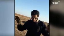 قبائلیوں نے منحرف داعشی پکڑلیے، گرفتاری کی ویڈیو وائرل