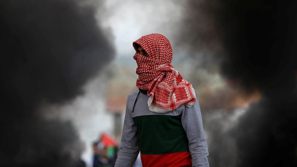 The man was shot in the head after fighting broke out during an Israeli army incursion into the village of Burqin in the northern West Bank. (File photo: Reuters)