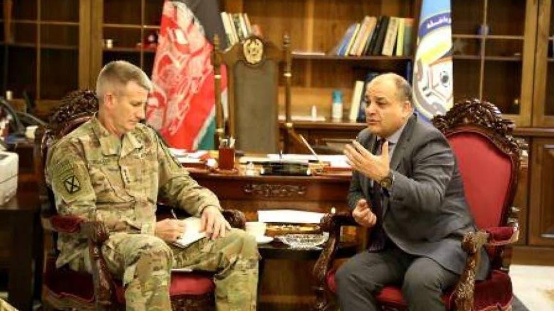 طرح پلان تازه امنیتی افغانستان