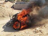 مقتل 16 إرهابيا وتدمير مخزن صواريخ ومركز إعلامي بسيناء