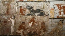 Ancient Egyptian priestess' tomb discovery shows significance of monkeys