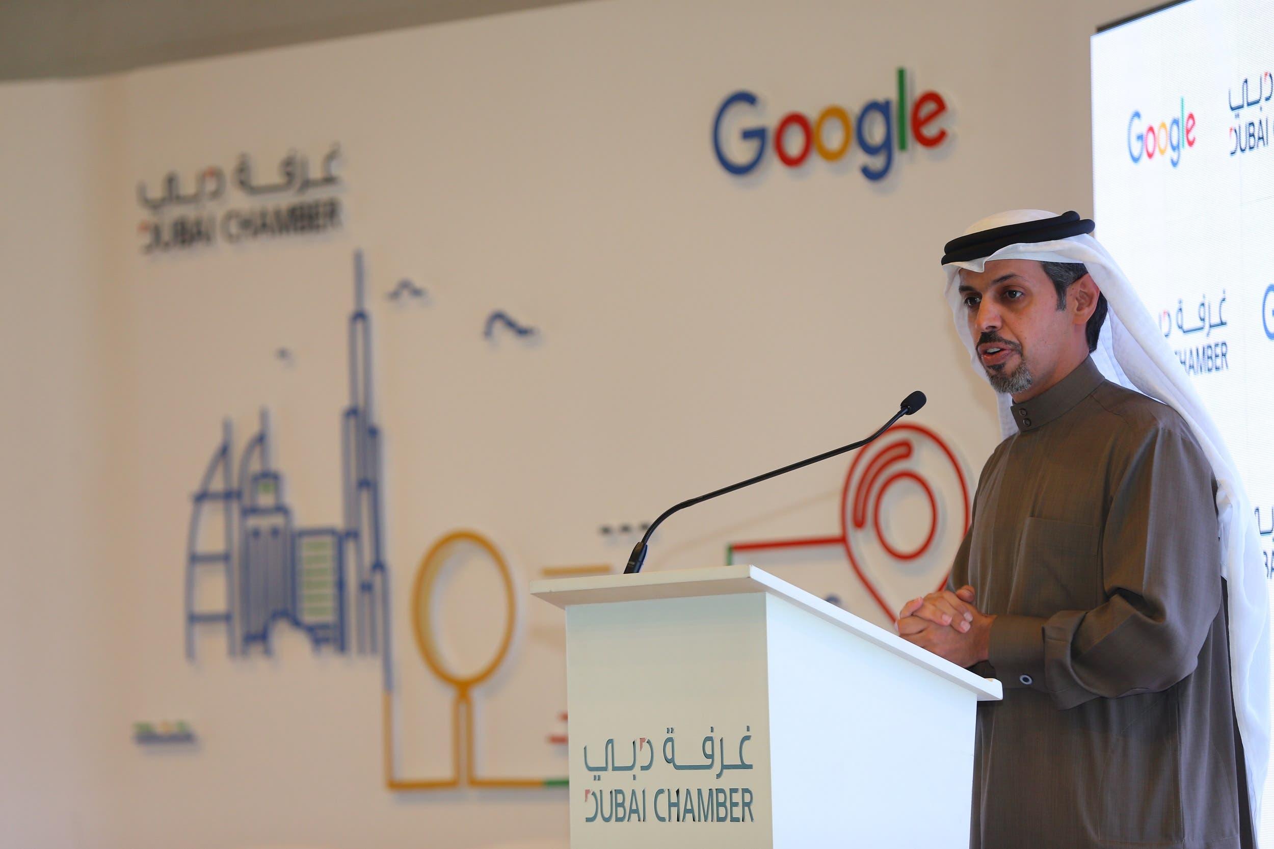 حمد بوعميم، مدير عام غرفة تجارة وصناعة دبي