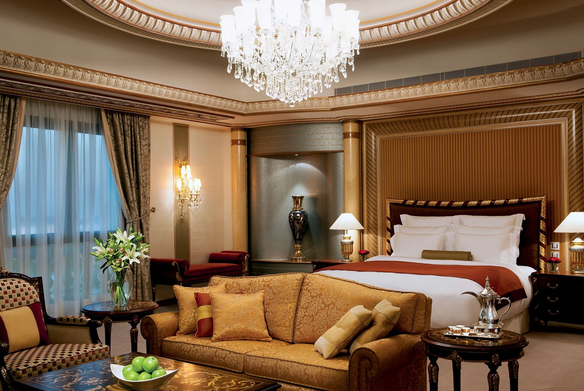 royal suite ritz carlton