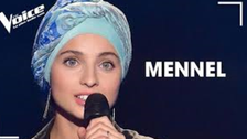 Syrian-French student wows 'The Voice' panel