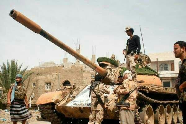 الجيش اليمنيفي حيس (أرشيفية)