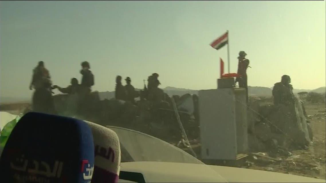 THUMBNAIL_ كاميرا الحدث توثّق عملية عسكرية للجيش اليمني في صعدة
