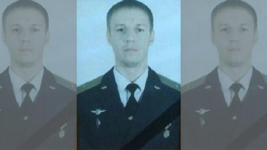Russian Pilot. (Supplied)