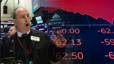 بورصة وول ستريت تتهاوى.. أكبر هبوط منذ 2011