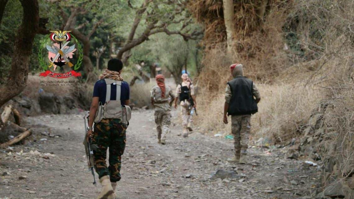 الجيش اليمني يطارد ميليشيات الحوثي غرب تعز