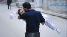 الأمم المتحدة تطالب بوقف فوري للأعمال العدائية بسوريا