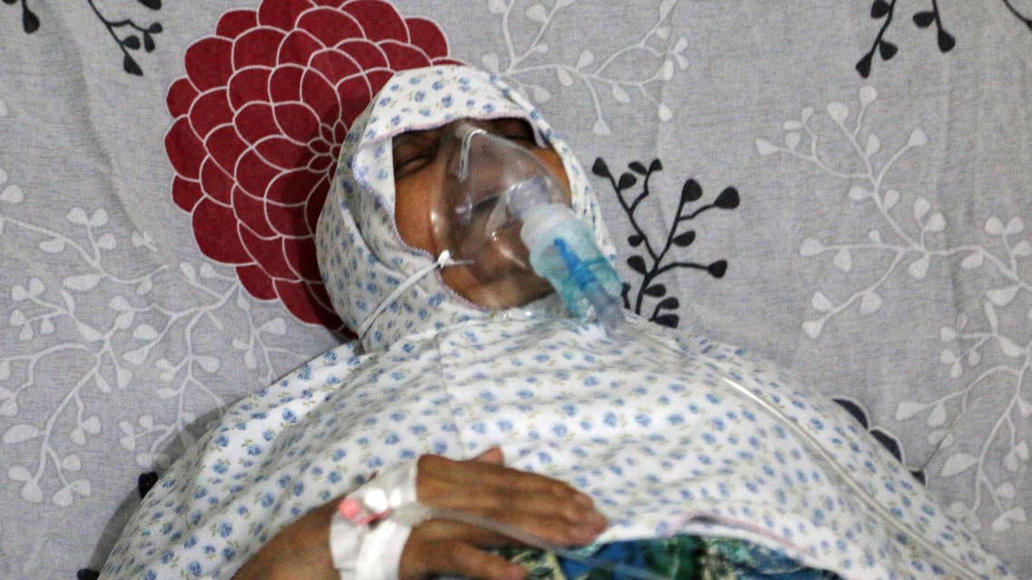 FILE PHOTO: Chlorine bombs syria. (Reuters)