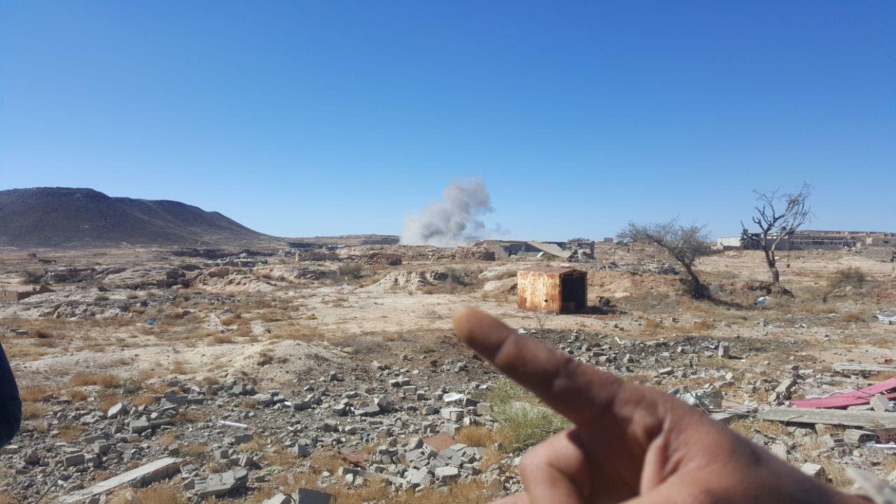 منطقه مندبه در شمال استان صعده