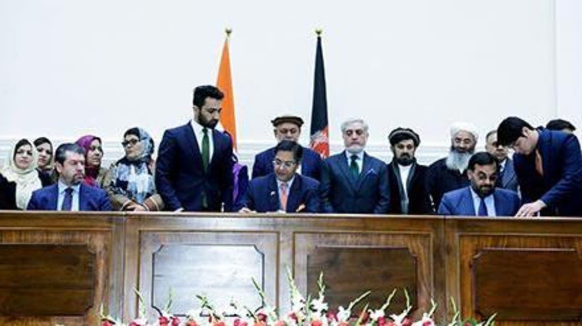 کمک 100 میلیون دالری هند برای پروژههای توسعهای افغانستان