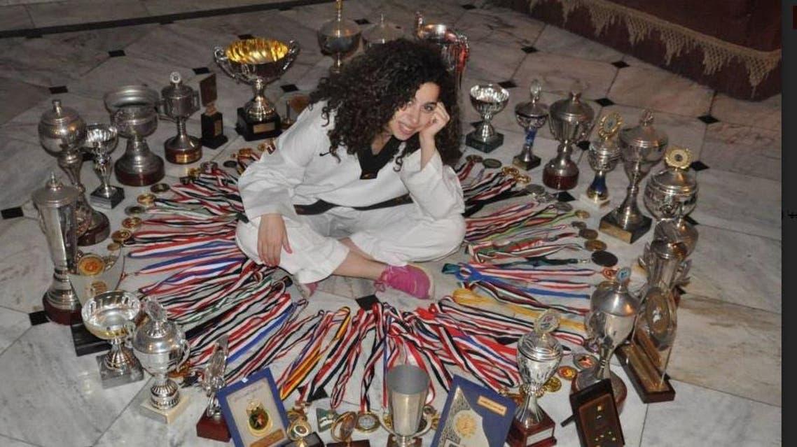 كارولين ماهر أصغر نائبة في البرلمان المصري