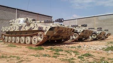 ليبيا.. الجيش يستعيد السيطرة على قلعة سبها