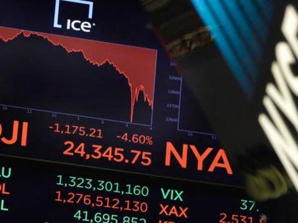 """كورونا يقفز بمؤشر""""الخوف""""في الأسواق.. الأسوأ في عامين"""