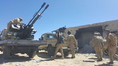 الجيش اليمني يخوض مواجهات عنيفة مع الحوثيين في البيضاء