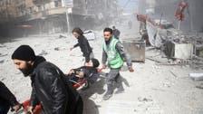 غارات جديدة للأسد على الغوطة الشرقية.. ومقتل 40