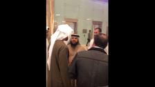 شاهد ماذا قال مواطن إماراتي للسيسي أمام محمد بن زايد