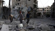 Death toll in Syria's Ghouta rises to 84, women, children among victims