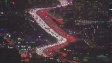 دنیا بھرمیں بدترین ٹریفک جام والے شہر یہ ہیں